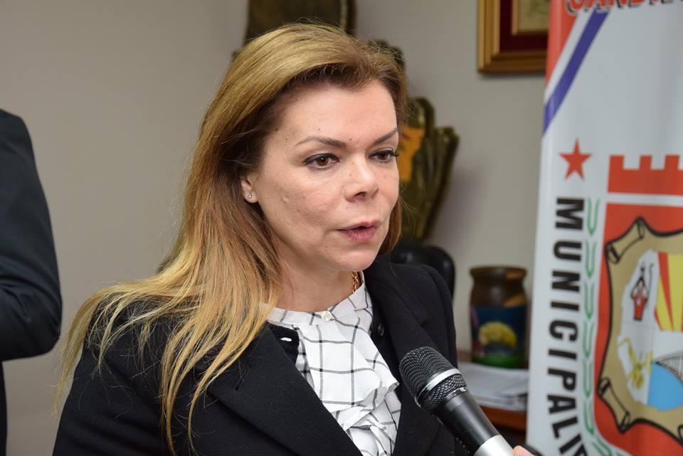 Sandra exige cumplimiento de la ley sobre gratuidad del pasaje a discapacitados