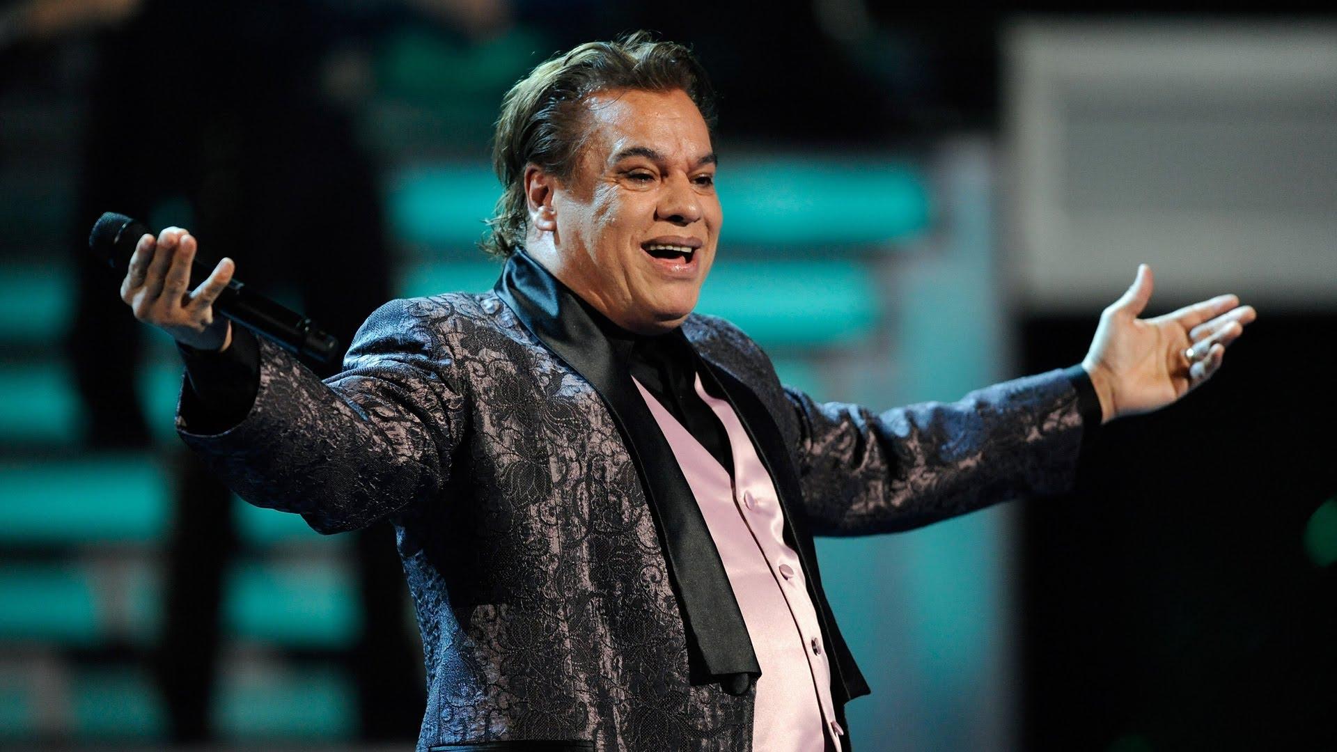 Adiós, Juan Grabriel. Falleció el famoso cantautor mexicano.