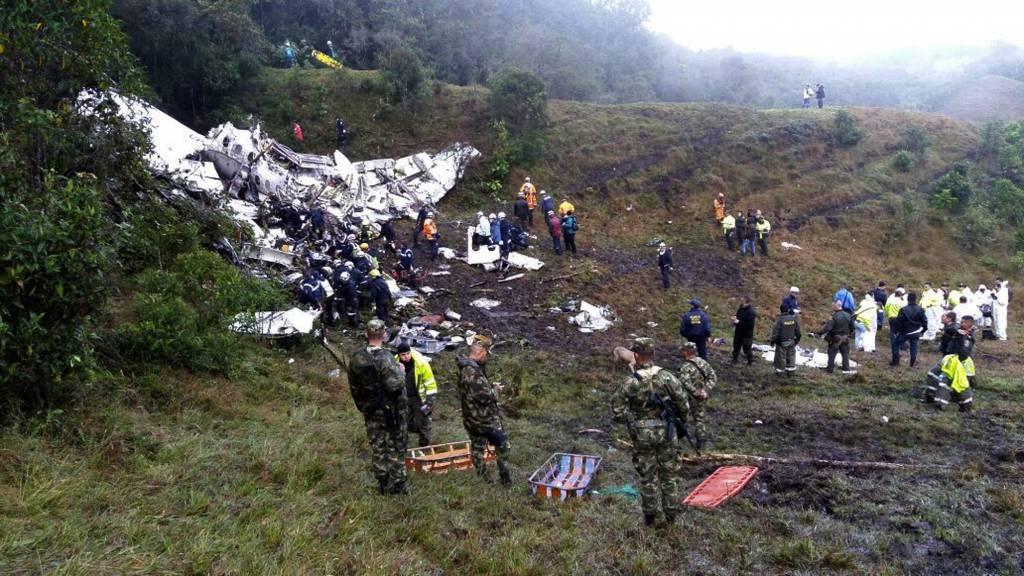 Una cadena de errores causó la tragedia aérea del Chapecoense. ¡Estaban condenados!