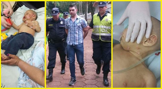 Tilingo Libanés que torturó a bebé en CDE dijo que el pequeño era el diablo.