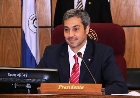 Marito recibe felicitaciones internacionales por haber ganado la Presidencia del Paraguay