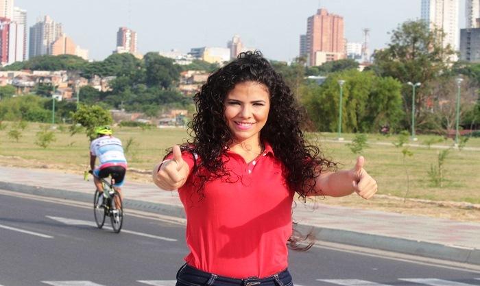 Navila Ibarra ¿quiere estar en el Baila?
