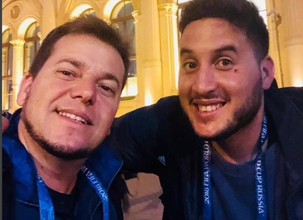 Vergüenza internacional, César Trinidad y Pitu Willis ensucian al país en el mundial