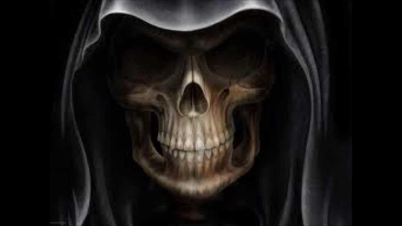 La Muerte tras los librillos del Churero ¡Miedo!