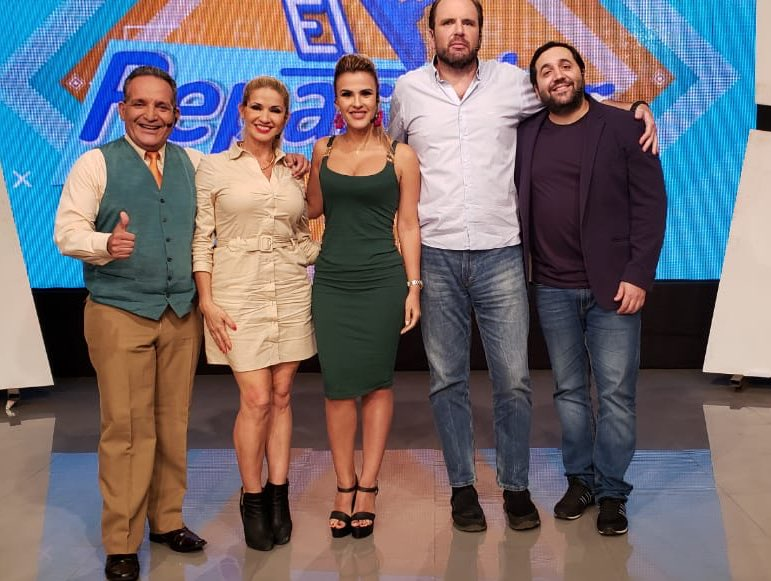 """Gaby León en El Repasador de la RPC """"me pone mal que me hayan tratado de corrupta y coimera…"""""""