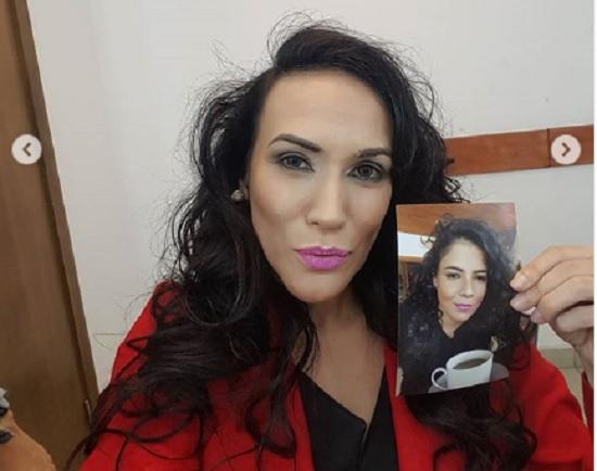 Silvia Flores demostró que es una excelente actriz, hasta la voz de pito de Navila consiguió