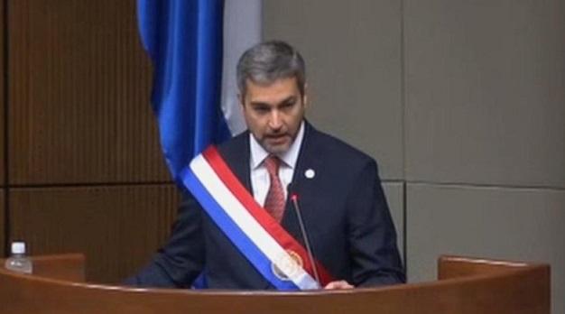 """Marito sigue con su postura de """"mano dura"""" contra los corruptos"""