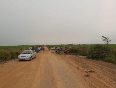 Pobladores de Canindeyu amenazan con manifestarse debido a los innumerables delitos ambientales
